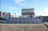 10のKwの太陽電池パネルシステム