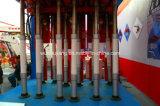 Cilinder van de Olie van het Project van de levering de Telescopische Hydraulische