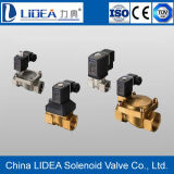 1/4 3/8 di 1/2 3/4 di pollice Brass Diaphragm Type Solenoid Valve per Water Price