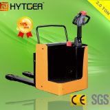2ton Professional Design Side Stand Type Electric Pallet Truck avec Charger