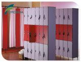 耐久および普及したフェノールの積層のキーレス学校のロッカー