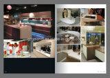 Surface solide pour les armoires de cuisine Comptoirs