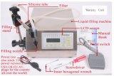 Máquina de enchimento líquida pequena de Gfk-160 Digitas, máquina de enchimento da bebida