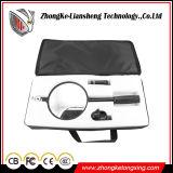 Miroir convexe de garantie de nouveau produit sous le miroir sonde de véhicule