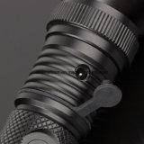 Teleskopische fokussierentaschenlampe mit Cer, RoHS, MSDS, ISO, SGS