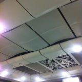 流行の不規則なアルミニウム天井