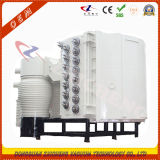 Золотистая лакировочная машина утюга (ZD)