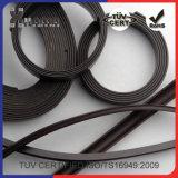Starker dünner magnetische Streifen-anhaftender flexibler weicher magnetischer Streifen
