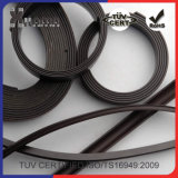 Las tiras magnéticas delgadas adhesivo fuerte banda magnética flexible suave