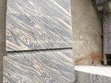 Natural de China piedra Juparana granito Azulejos de pared / suelo / encimera
