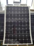 Comitato solare semi flessibile 250W di Sunpower di alta efficienza