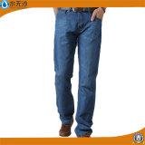 Mann-Form-Wäsche-blaues grundlegendes Denim Jean des Großverkauf-2016