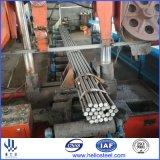 Barra de aço estirada a frio de carbono de S45c