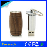 Benna di vino ad alta velocità azionamento dell'istantaneo del metallo e di legno del USB