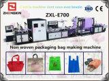 Bolso reutilizable no tejido del profesional que hace que la maquinaria tasa (ZXL-E700)