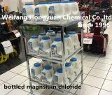 얼음 용해 (46%-47%)를 위한 마그네슘 염화물 펠릿 또는 Prill