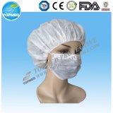 Mascarilla 3ply no tejido con gancho / lazo ce ISO13485