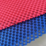 부대를 위한 폴리에스테에 의하여 뜨개질을 하는 공기 메시 신축성 직물