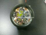 Luz redonda del trabajo de E-MARK 18W Osram LED (GT2009-18W)