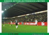 P10 estadio al aire libre 1R1G1B Pantalla con LED de alta luminosidad más de 7500 liendres