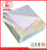 Papier d'imprimerie sans carbone d'ordinateur de CB des CF CFB