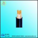 Силовой кабель 3X6mm2 медного PVC проводника изолированный и обшитый