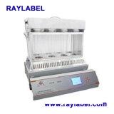 Apparecchiatura di distillazione del Kjeldahl (RAY-103F/RAY-308)