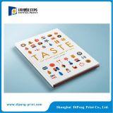 高品質のハードカバーカタログの印刷