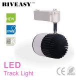 30W indicatore luminoso della pista della PANNOCCHIA LED con la lampada chiara di Ce&RoHS LED SMD