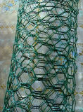 Het elektro Gegalvaniseerde Hexagonale Opleveren van het Netwerk van de Draad met (Ce en SGS)
