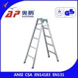 a-kader de Kleine Ladder van het Aluminium van de Kruk