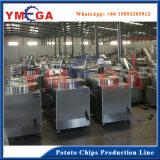 完全なステンレス鋼の半自動化されたフライドポテトの生産ラインの作られる