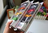 OEM beschikbaar duidelijk plastic blaarstuk speelgoed pakket (pvc)