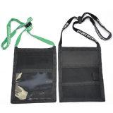 Бумажник перемещения шнура шеи полиэфира нового типа Nylon (NW-306)