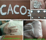 Изготовление 400 фабрики смесь Masterbatch заполнителя цвета углекислого кальция 600 800 1250 2500 3000 3500mesh (CaCO3) белая