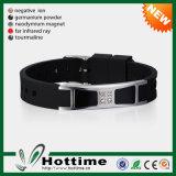 Heißes Silikon-Handgelenk-Band erhältlich für personifiziertes Firmenzeichen (CP-JS-ND-006)