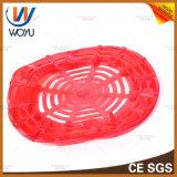 Tubulações de água duras do cachimbo de água da almofada do silicone da esteira do frasco do cachimbo de água