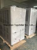Metallo che funziona le macchine raffreddate aria industriale del refrigeratore di acqua 65kw