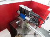 125/3200mm elektrohydraulisches Servoblatt Metallplatten-CNC-verbiegende Maschine