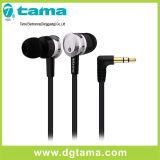 auriculares estereofónicos do fone de ouvido do auscultadores de Earbuds da em-Orelha de 3.5mm para Samsung com o Mic novo