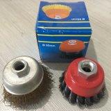 Инструменты чистки щетки чашки провода частей инструментов вспомогательного оборудования силы