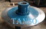Di dispositivo di accoppiamento di attrezzo di serie di Tanso Wgp con il piatto del freno