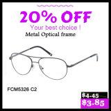 Het nieuwe Optische Frame van het Oogglas van Eyewear van de Glazen van het Metaal van de Stijl