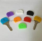 도매 실리콘 키 모자. Colorlful 중요한 모자, 중요한 방어적인 반지