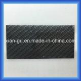 Panneau composite brillant en fibre de carbone