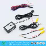 Canaletas inteligentes da caixa de controle dois disponíveis para o interruptor automático video da câmera do carro que coneta as câmeras 3027 da parte traseira da parte anterior