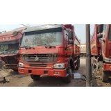 フィリピン371HP HOWOのダンプトラックの熱い販売