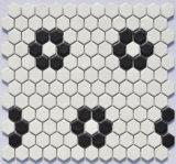 mosaico di ceramica bianco 48by48