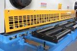 Machine de tonte 16*4000 de massicot hydraulique de QC11k