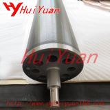 Rouleau de refroidissement en aluminium pour la machine d'impression/la machine de rebobinage